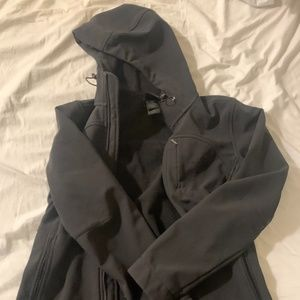 Northface Waterproof Shell with Fleece Lining